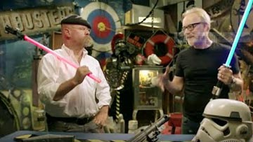 MythBusters - Star Wars  The Myths Strike Back
