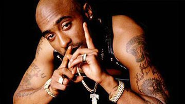 Tupac Shakur -