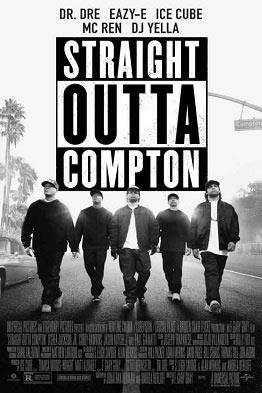 Straight Outta Compton - R