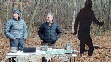 Finding Bigfoot - Squatch Wars US vs Canada