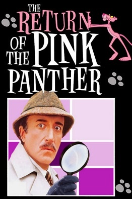 Return Of The Pink Panther - PG