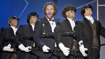 Critics Choice Awards Highlights -