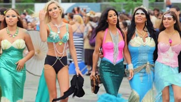 Mob Wives - Mobbed Up Mermaids