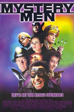 Mystery Men - PG13