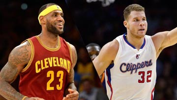 NBA on TNT - Clippers at Cleveland