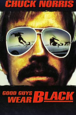 Good Guys Wear Black - PG