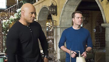 NCIS Los Angeles - Come Back