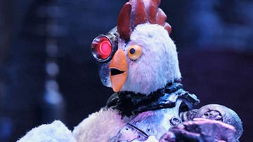 Robot Chicken -