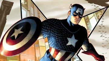 Marvels Captain America - 75 Heroic Years