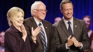 Democratic Primary Debate - CNN