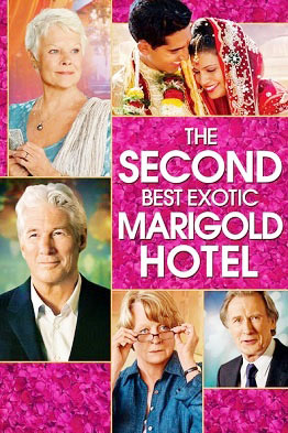 The Second Best Exotic Marigold Hotel - PG