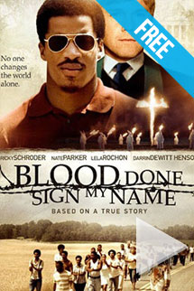 Blood Done Sign My Name -