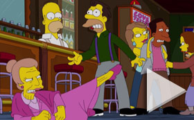 The Simpsons - My Fare Lady  FOX