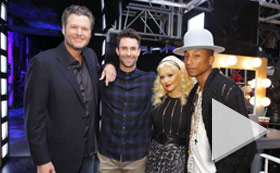 The Voice - The Blind Auditions Premiere  NBC