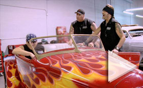 Counting Cars - Mo Parts Mo Problems  History