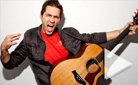 Andy Grammer Yahoo Live Concert - Mar 27 900 PM ET