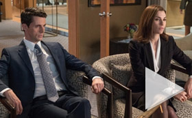 The Good Wife - Undisclosed Recipients  CBS