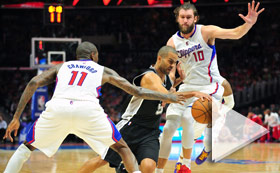 NBA Playoffs - San Antonio vs LA Clippers 1030PM ET