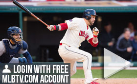 MLB TV Free Game of the Day - Indians vs Tigers 7PM ET