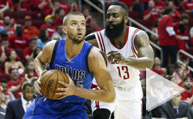 NBA Playoffs - Houston vs Dallas 426 930PM ET