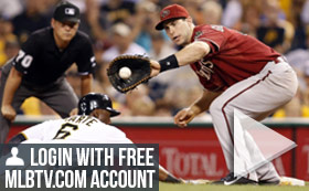 MLB TV Free Game of the Day - 425 Pirates vs Dbacks 8PM ET 426 Astros vs Athletics 4PM ET