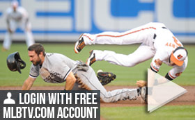 MLB TV Free Game of the Day - White Sox vs Orioles 7 PM ET