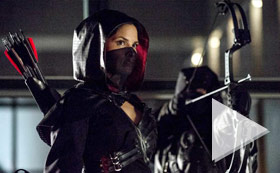 Arrow - Al SahHim  The CW
