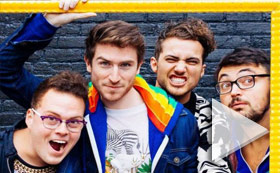 Walk the Moon - Yahoo Live Concert 1040 PM ET