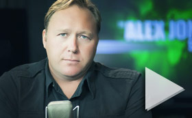 Alex Jones Show Info Wars - Monday  Friday 12  3 PM ET