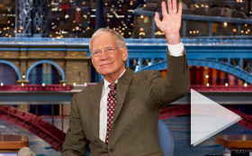 David Letterman A Life on Television -