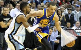 NBA Playoffs - Wizards vs Hawks 8PM ET  Grizzlies vs Warriors 1030PM ET