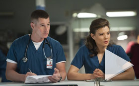 The Night Shift  - Moving On  NBC