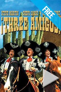 Three Amigos -