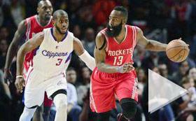 NBA Playoffs - Bulls vs Cavs 7PM ET  Clippers vs Rockets 930PM ET