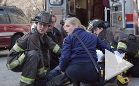 Chicago Fire - Category 5  NBC
