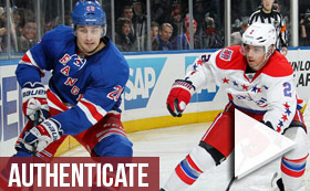 NHL Stanley Cup Playoffs - Capitals vs Rangers 630PM ET