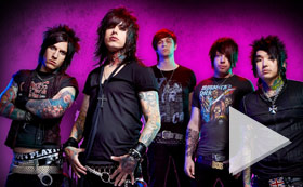 Falling in Reverse - Yahoo Live Concert 945PM ET