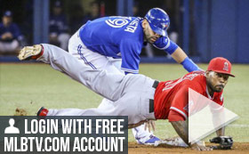MLB TV Free Game of the Day - Angels vs Blue Jays 1PM ET