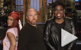 Saturday Night Live FINALE - Louis CK  NBC
