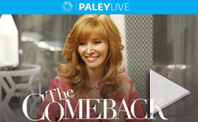 PaleyLive - An Evening with the Cast of The Comeback 1030PM ET
