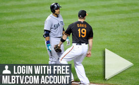MLB TV Free Game of the Day - Mariners vs Orioles 7PM ET
