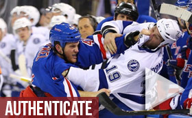 NHL Stanley Cup Playoffs - New York vs Tampa Bay 7PM ET