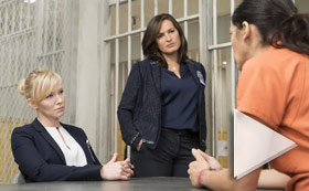 Law  Order Special Victims Unit FINALE - Surrendering Noah  NBC