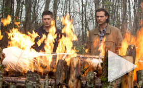 Supernatural FINALE - Brothers Keeper  CW