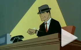 The Dick Tracy Show  UPA -