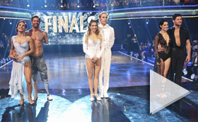 Dancing with the Stars FINALE - Finals Results Show  ABC