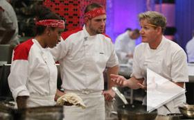Hells Kitchen - 7 Chefs Compete 6 Chefs Compete  FOX