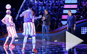 I Can Do That PREMIERE - The Harlem Globetrotters Penn and Teller AiRealistic  NBC
