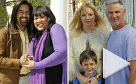 Celebrity Wife Swap PREMIERE - Jackee HarryTraci Lords  ABC