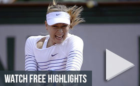 2015 French Open - Sign Up for Full Access